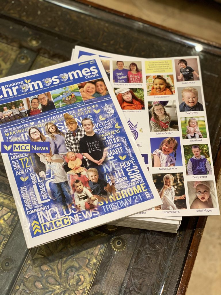 Launching First of its Kind Magazine About Down Syndrome, Nationwide!